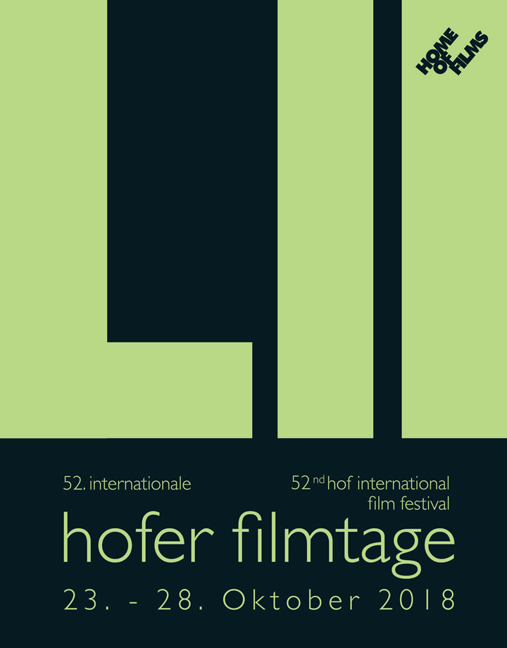 52. Internationale Hofer Filmtage 2018