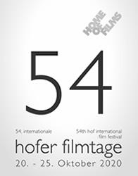 54th Hof International Film Festival 2020