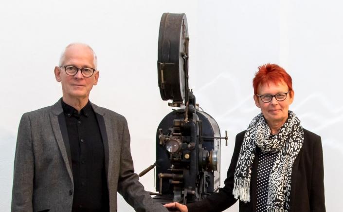 Antje Starost und Hans Helmut Grotjahn