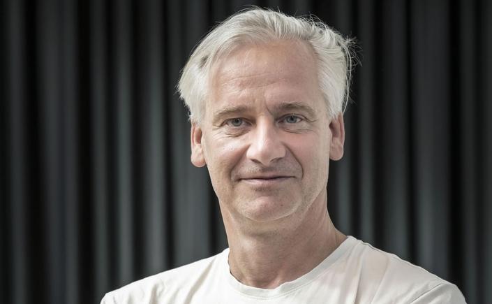 Chris Kraus, Regisseur und Autor, Foto: Roland Horn
