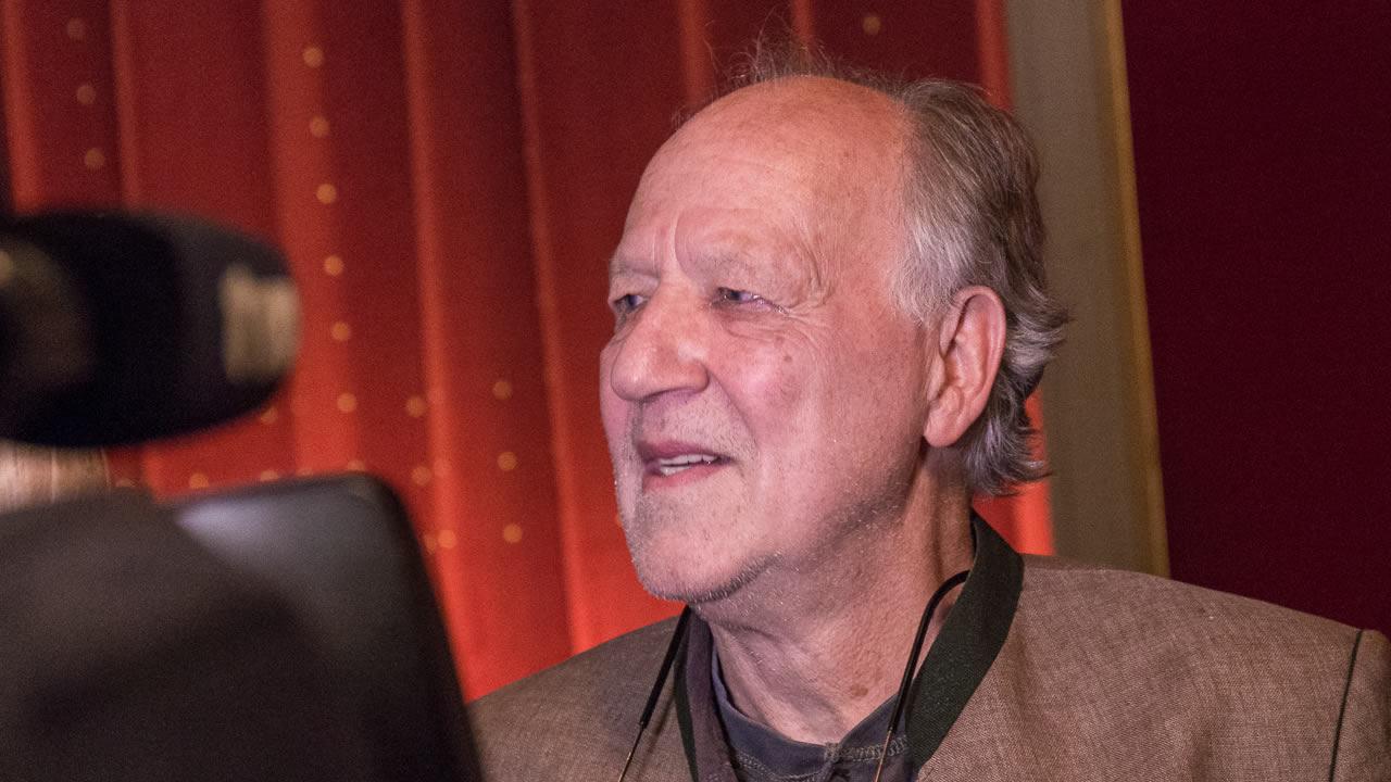 Werner Herzog steht auch 2016 gerne Rede und Antwort.