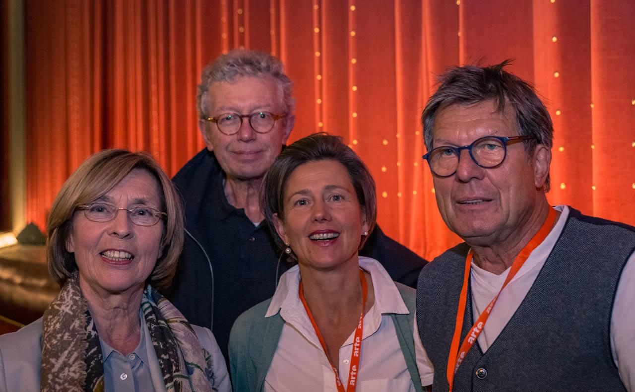 GRANIT - Hofer Dokumentarfilmpreis 2018 - Die Jury