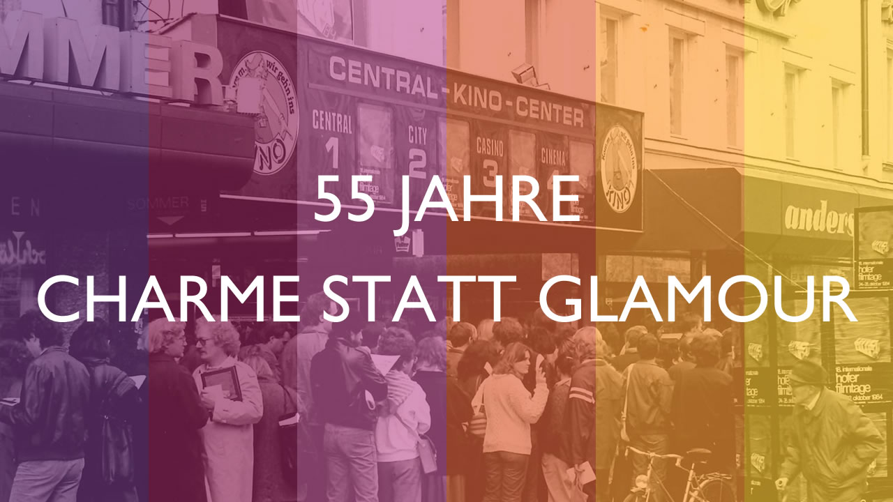 """Ausstellung """"55 Jahre Charme statt Glamour"""""""