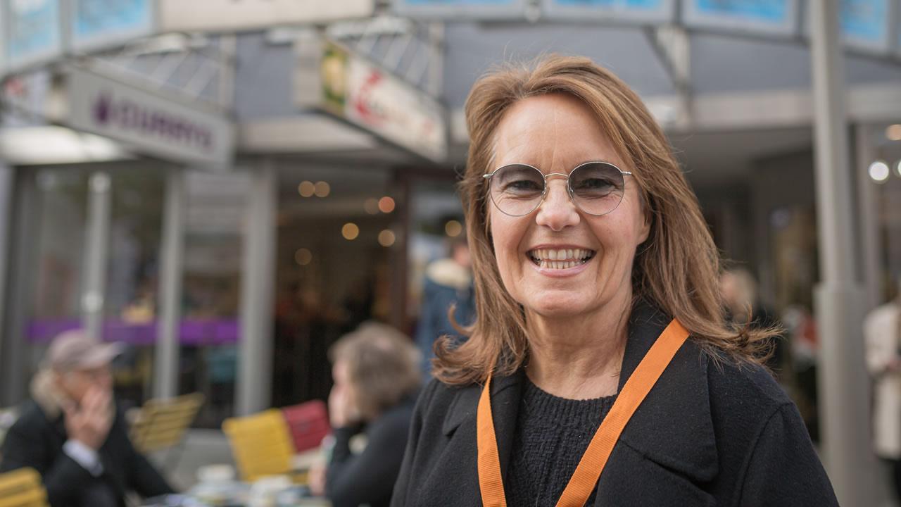 Karrierestart in HoF: Caroline Link