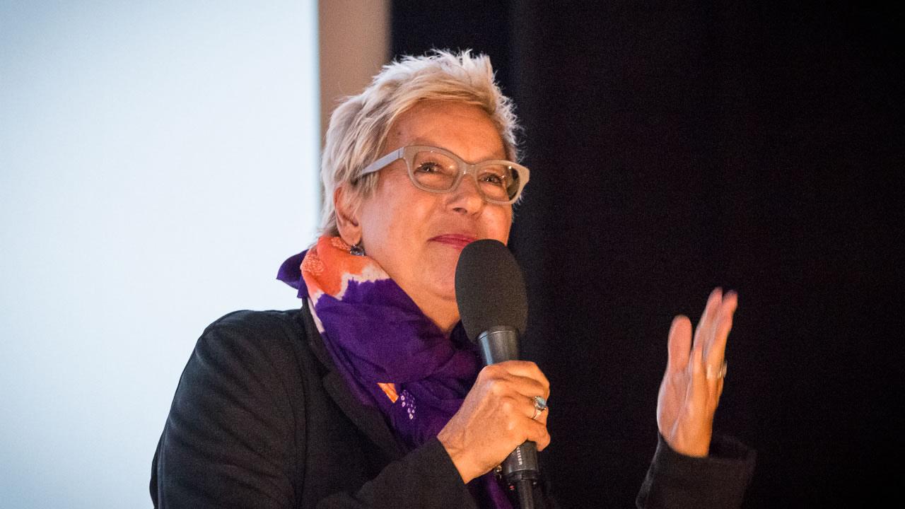 Karrierestart in HoF: Doris Dörrie