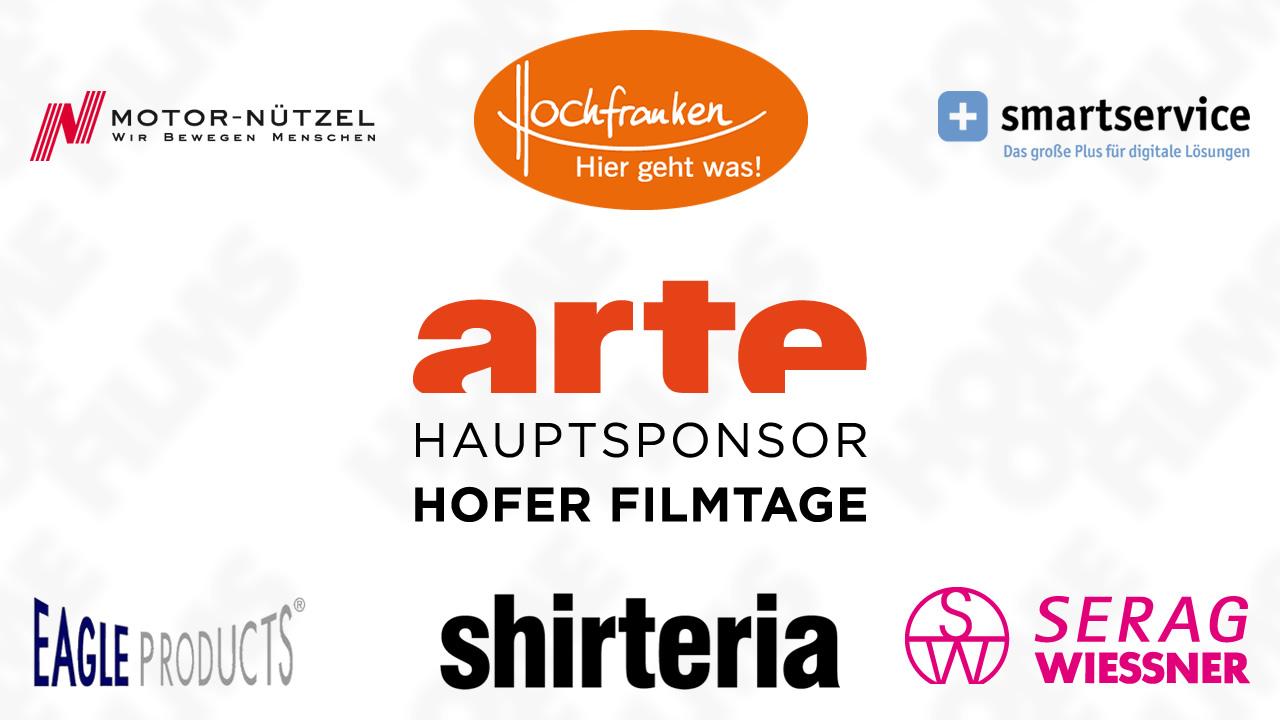 Sponsoren der Internationalen Hofer Filmtage