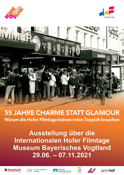 """Exhibition """"55 Years of Charm instead of Glamour"""""""